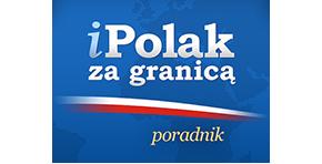 Polak za granicą - poradnik - logo