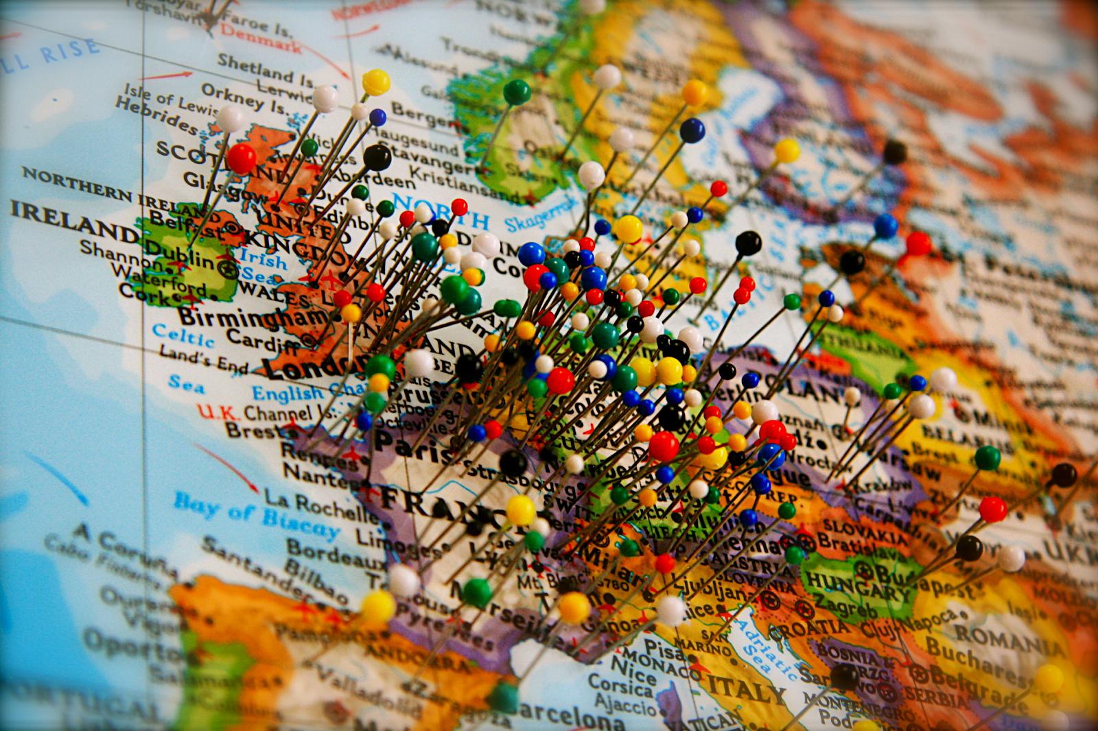 Best 25+ Travel maps ideas on Pinterest | Map my tracks ...